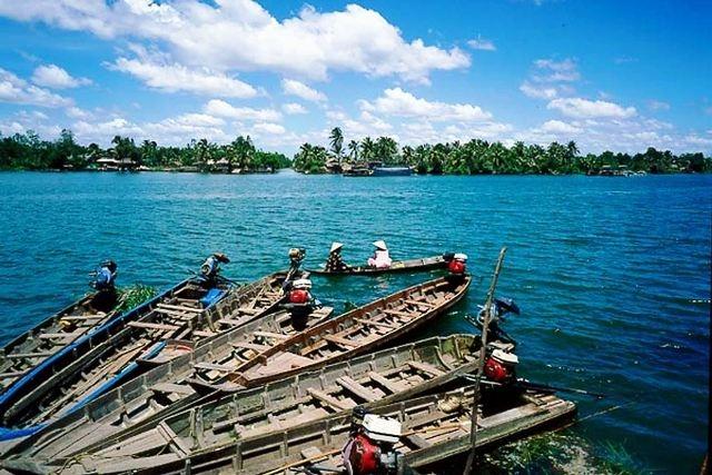 Đưa Đồng bằng sông Cửu Long thực sự hướng ra biển và giàu lên từ biển