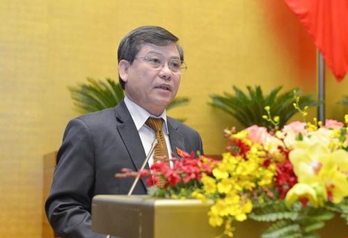 Ông Lê Minh Trí giữ chức vụ Viện trưởng Viện Kiểm sát nhân dân tối cao
