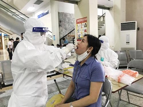 21 344 bệnh nhân COVID-19 được công bố khỏi
