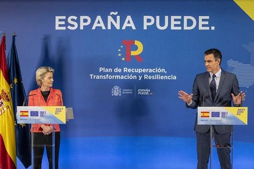 EC và Bồ Đào Nha ký thỏa thuận tài trợ phục hồi kinh tế