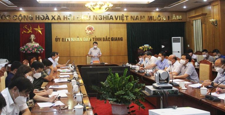 Bắc Giang công bố đã kiểm soát hoàn toàn dịch bệnh COVID-19