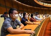Quốc hội thông qua Nghị quyết về Kế hoạch phát triển kinh tế - xã hội 5 năm