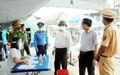 Bí thư Thành ủy Hà Nội Không để bị động bất ngờ, mất kiểm soát trong mọi tình huống
