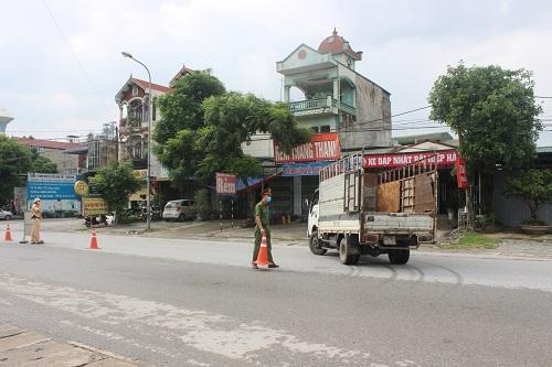 Hòa Bình Giãn cách xã hội theo Chỉ thị số 16 với huyện Lương Sơn từ 18h ngày 27 7