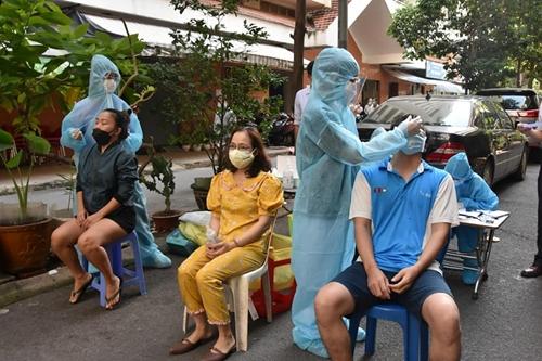 Sáng 28 7, thêm 2 861 ca mắc COVID-19, riêng TP Hồ Chí Minh 2 115 trường hợp