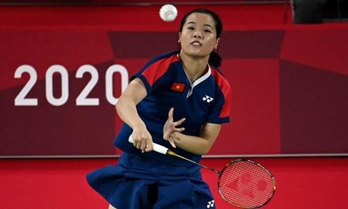 Thùy Linh chia tay Olympic Tokyo 2020