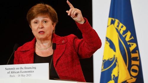IMF dự báo tăng trưởng kinh tế toàn cầu 2021