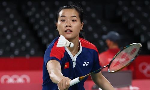 Thêm 3 vận động viên Việt Nam chia tay Olympic Tokyo 2020