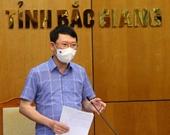 Bắc Giang triển khai đồng bộ, quyết liệt các biện pháp phòng chống dịch COVID-19