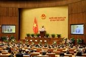 Quốc hội giao Chính phủ thực hiện một số giải pháp cấp bách phòng, chống dịch COVID-19