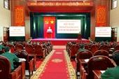 Quân khu 3 Thông báo nhanh kết quả Hội nghị Trung ương 3 khóa XIII