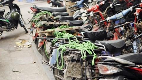 Hà Nội Dự kiến hỗ trợ đến 4 triệu đồng xe cho người dân loại bỏ xe máy cũ