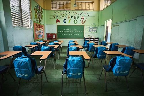 UNICEF Hơn 600 triệu trẻ em chưa được đến trường do COVID-19