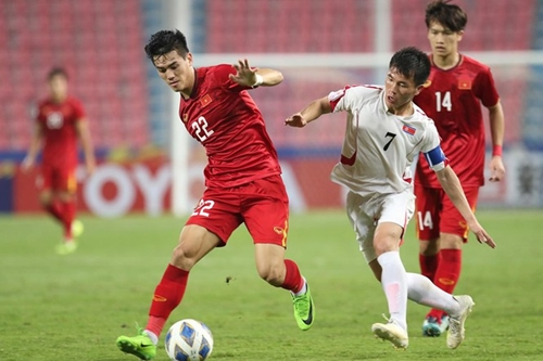 Triều Tiên rút khỏi Vòng loại U23 châu Á 2022