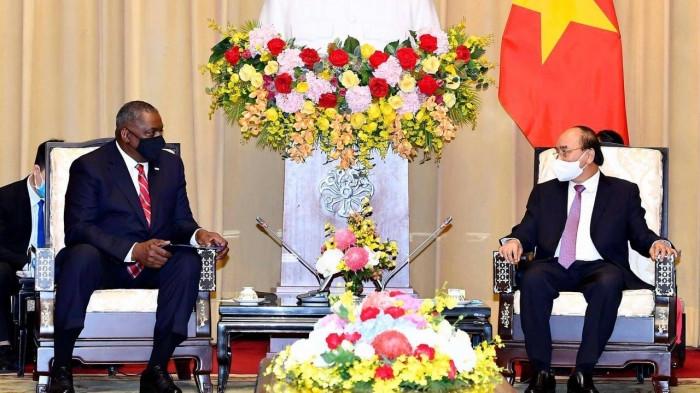 Việt Nam luôn coi Hoa Kỳ là đối tác hàng đầu trong chính sách đối ngoại