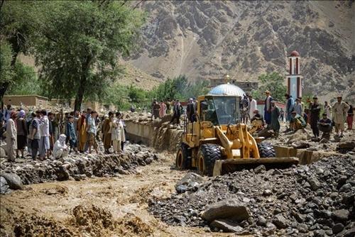 Afghanistan Lũ quét khiến 40 người thiệt mạng và 150 người mất tích