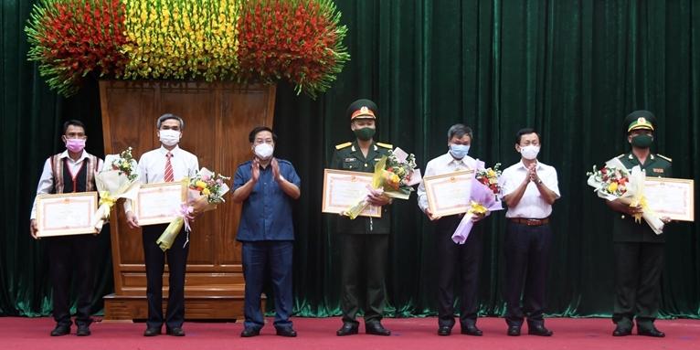 Kon Tum Lan tỏa mô hình học và làm theo Bác