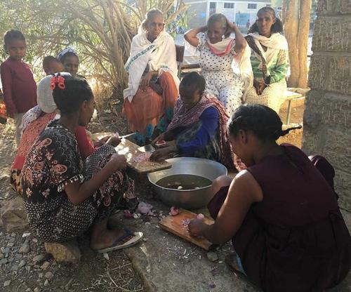 Khủng hoảng nhân đạo ở Ethiopia