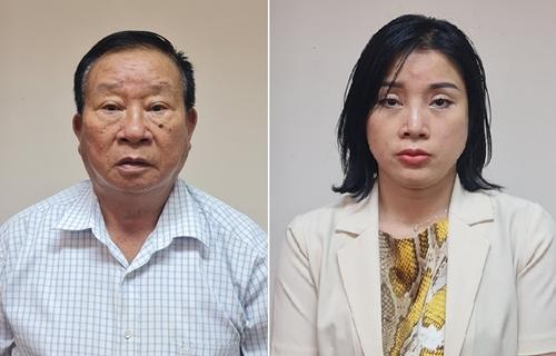 Vụ án tại Bệnh viện Tim Hà Nội Khởi tố Giám đốc Công ty CP Thiết bị y tế Hoàng Nga