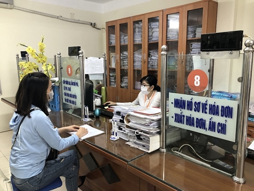 Hà Nội Người chậm nộp thuế trong thời gian cách ly không bị xử phạt hành chính