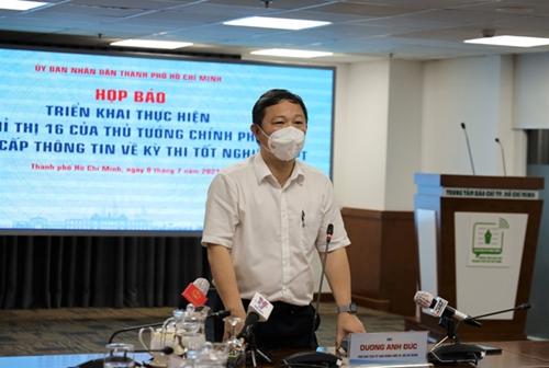 TP Hồ Chí Minh Tất cả người dân trên 18 tuổi sẽ được tiêm vắc xin phòng COVID-19