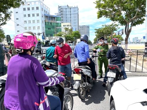 Đà Nẵng Từ 18 giờ 00 phút ngày 31 7 thực hiện giãn cách xã hội toàn thành phố