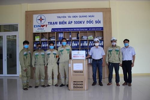 Công đoàn PTC2 Bám sát cơ sở, chăm lo người lao động