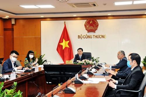 Thúc đẩy quan hệ kinh tế thương mại Việt Nam – Quảng Tây Trung Quốc