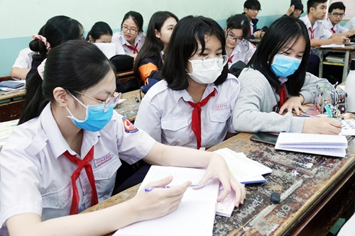TP Hồ Chí Minh quyết phương án vào lớp 10, không thi chỉ xét tuyển