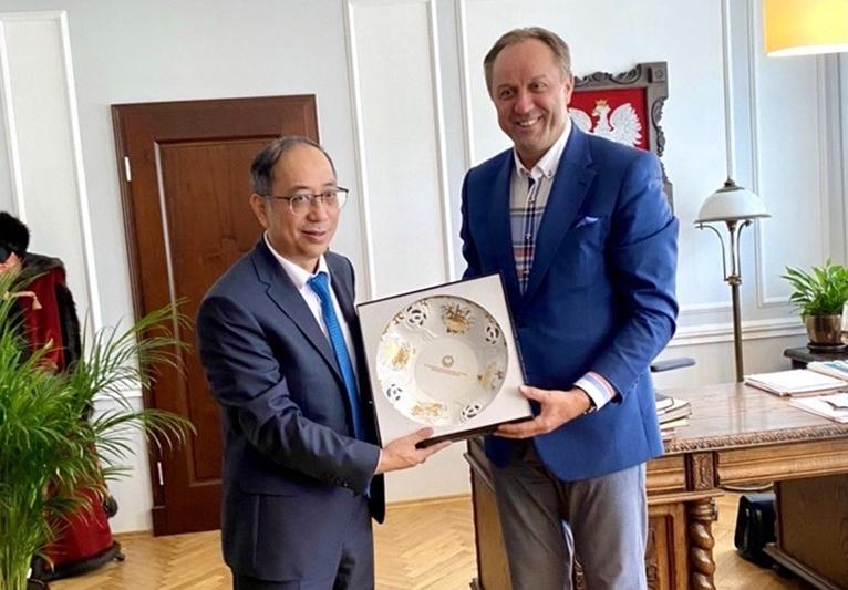 Đẩy mạnh quan hệ hợp tác giữa Việt Nam và các địa phương của Ba Lan