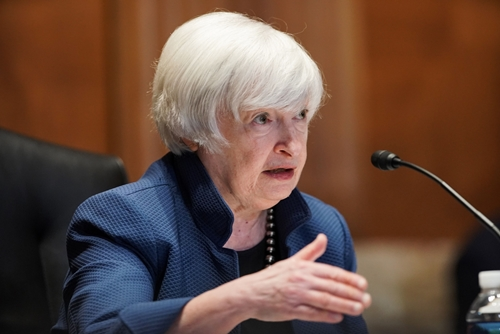 Bộ trưởng Tài chính Mỹ hối thúc Quốc hội nâng mức nợ trần