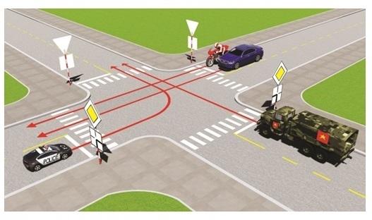 Hơn 5,4 vạn lượt thi trắc nghiệm Chung tay vì an toàn giao thông tuần 18