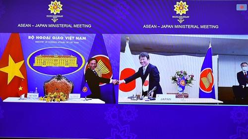 Hơn 20 Hội nghị Bộ trưởng Ngoại giao trong khuôn khổ ASEAN và giữa ASEAN với các đối tác