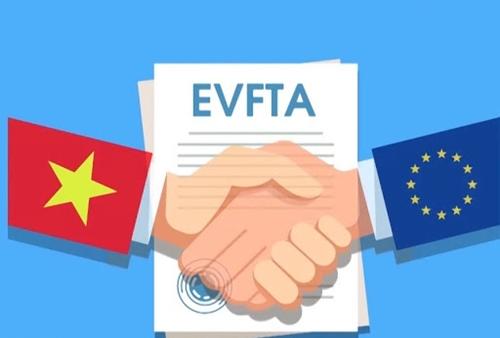 Những kết quả bước đầu từ Hiệp định EVFTA