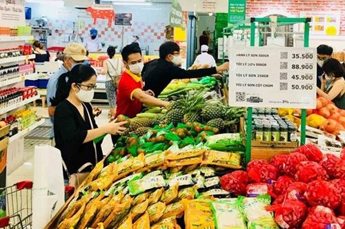 Bảo đảm nguồn cung hàng hóa thiết yếu tại Hà Nội