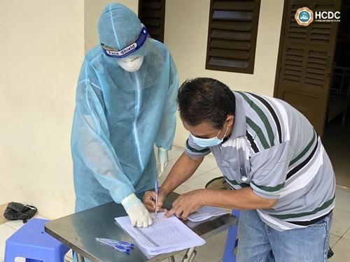 Ngày 3 8 TP Hồ Chí Minh có 4 171 trường hợp nhiễm COVID-19