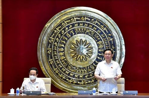 Nêu cao liêm chính trong tham mưu, giúp việc, phục vụ Quốc hội