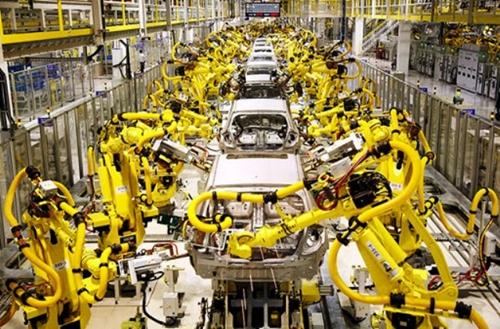 Sản xuất công nghiệp tháng 7 2021 tăng thấp nhất trong 7 tháng qua