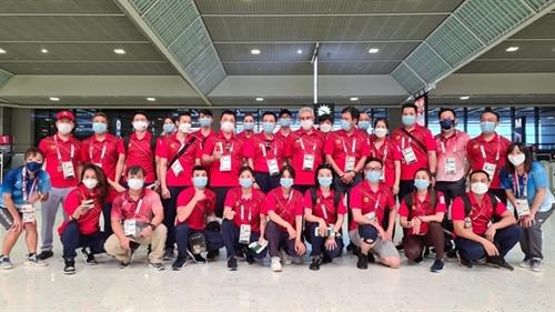 Đoàn thể thao Việt Nam về nước, khép lại hành trình tại Olympic Tokyo 2020