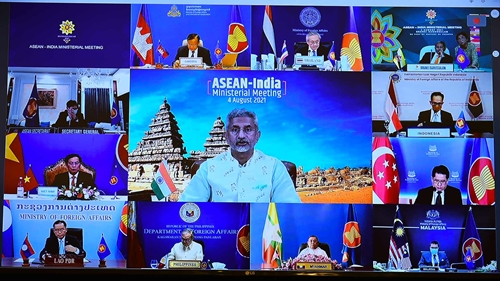 ASEAN ở vị trí trung tâm trong triển khai chính sách Hành động hướng Đông của Ấn Độ