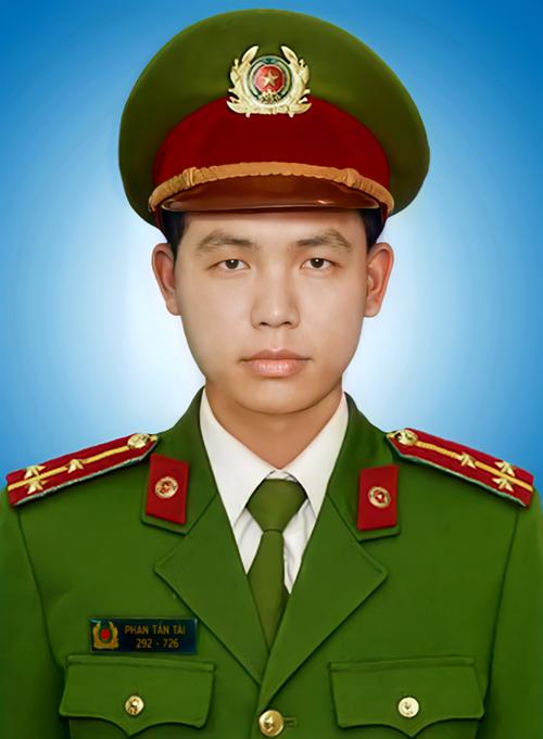 Đề nghị truy tặng Huân chương Chiến công cho Thượng úy công an hy sinh khi làm nhiệm vụ