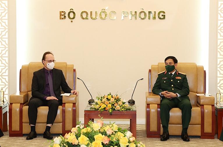 Tiếp tục vun đắp hợp tác quốc phòng Việt Nam - Liên bang Nga