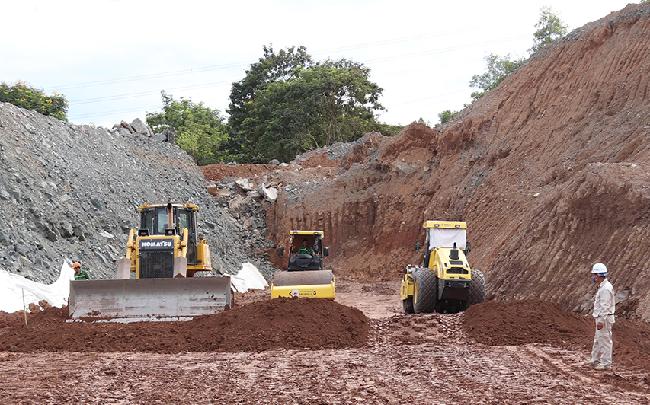 EVN đảm bảo tiến độ, chất lượng thi công dự án Nhà máy thủy điện Hòa Bình mở rộng