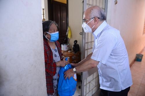 TP Hồ Chí Minh Không phân biệt, chăm lo cho tất cả người dân trên địa bàn