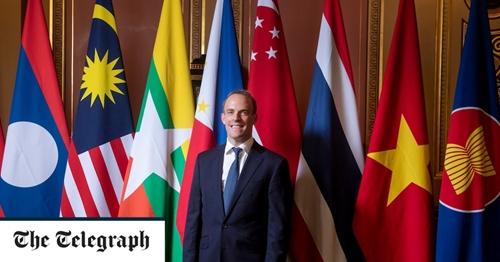 Anh tăng cường thiết lập quan hệ với ASEAN
