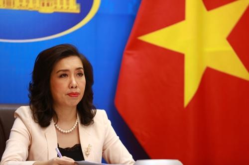 Việt Nam khẳng định chủ quyền đối với quần đảo Hoàng Sa và quần đảo Trường Sa