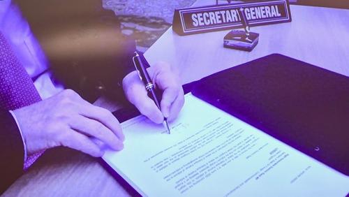 Trao quy chế Đối tác đối thoại đầy đủ của ASEAN cho Vương quốc Anh