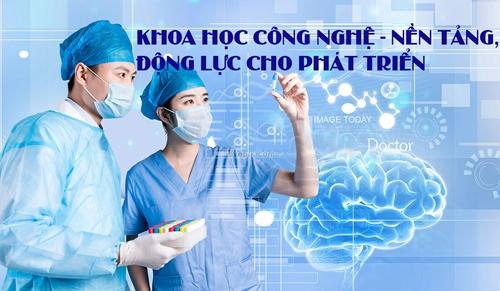 Khoa học công nghệ đóng góp nhanh, hiệu quả trong phòng, chống dịch COVID-19