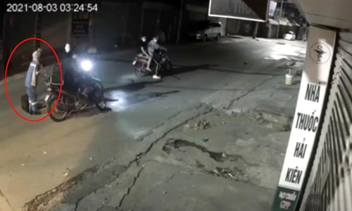 Hà Nội Cần xử nghiêm nhóm thanh niên cướp tài sản
