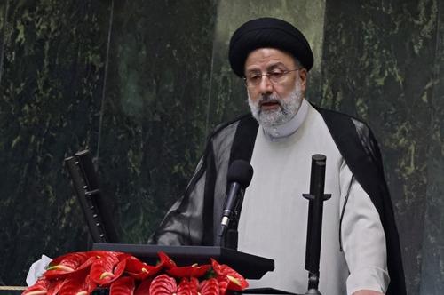 Ông Ebrahim Raisi tuyên thệ nhậm chức Tổng thống Iran